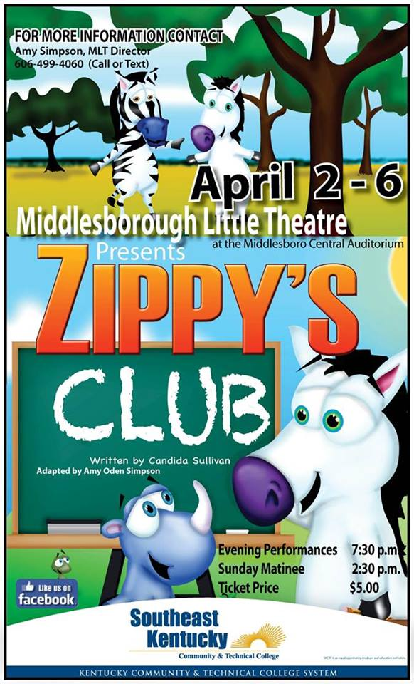 Poster for Zippy's Club