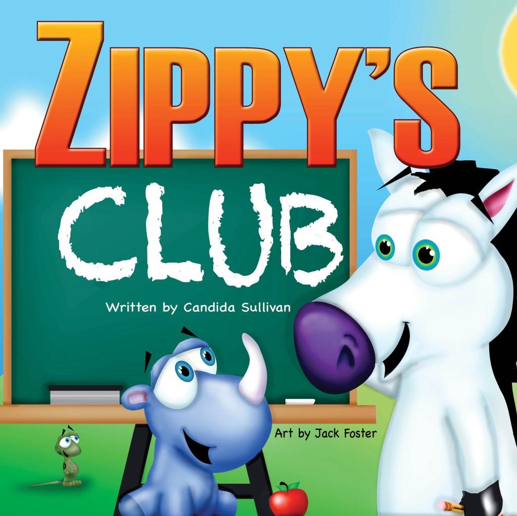 book cover Zippy's Club (2)